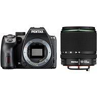 Pentax K-70 + 18-135mm WR - Digitális fényképezőgép