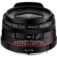 PENTAX DA 15 mm HD F4 ED AL LIMITED  - Lens