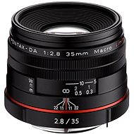 HD PENTAX DA 35 mm F2.8 Macro LIMITED  - Lens