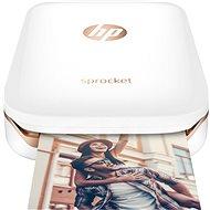 HP Sprocket fehér színű - Hordozható nyomtató