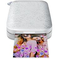 HP Sprocket 200 Photo Printer Luna Pearl - Hőszublimációs nyomtató