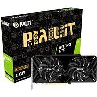 Palit GeForce GTX 1660 SUPER GP - Videokártya