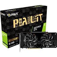 Palit GeForce GTX 1660 SUPER GP OC - Videokártya