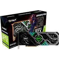 Palit GeForce RTX 3090 Gaming Pro 24G - Videokártya