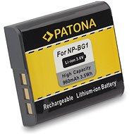 PATONA Sony NP-BG1 960mAh Li-ionhoz - Fényképezőgép akkumulátor
