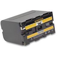 PATONA Sony NP-F970 6600mAh Li-Ion készülékhez - Fényképezőgép akkumulátor