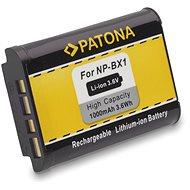 PATONA a Sony NP-BX1 1000mAh Li-Ion készülékhez - Fényképezőgép akkumulátor