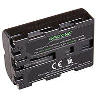 PATONA Sony NP-FM500H 2040mAh Li-Ion prémiumhoz - Fényképezőgép akkumulátor