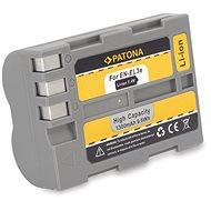 PATONA a Nikon EN-EL3E 1300mAh Li-Ion készülékhez - Fényképezőgép akkumulátor