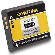 PATONA pro Olympus Li-50B 700mAh Li-Ion - Fényképezőgép akkumulátor