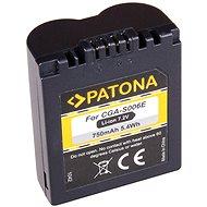 PATONA Panasonic CGA-S006E 750mAh Li-Ionhoz - Fényképezőgép akkumulátor