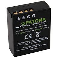 PATONA Olympus BLH-1-hez 2040mAh Li-Ion Premium - Fényképezőgép akkumulátor
