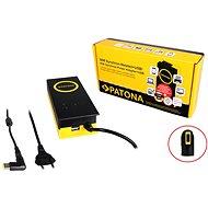 PATONA laptophoz 20V/4.7A 90W,  11x4.5mm csatlakozó, Slim Tip + USB kimenet - Adapter