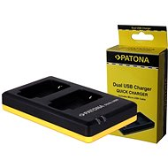 PATONA Dual Quick Nikon EN-EL12 - Töltő