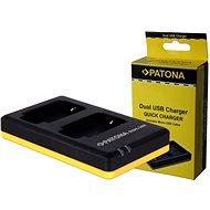 PATONA Photo Dual Quick Sony NP-FW50 - Akkumulátortöltő