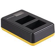 PATONA Foto Dual LCD Sony NP-FW50, USB - Akkumulátortöltő