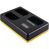 PATONA Triple Sony NP-FW50-hez + LCD - Akkumulátortöltő