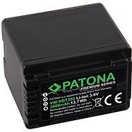 PATONA VW-VBT380 4040 mAh Li-Ion Premium akkumulátor Panasonic kamerákhoz - Kamera akkumulátor