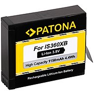 PATONA az Insta 360 One X 1150mAh Li-Ion 3.8V-hoz - Kamera akkumulátor