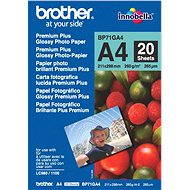 Brother BP71GA4 Premium Glossy - Fotópapír