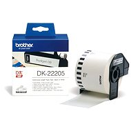 Brother DK 22205 Papír cimke - Papírcímke