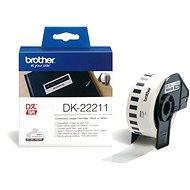 Brother DK 22211 - Papírcímke