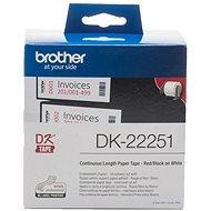 Brother DK 22251 - Papírcímke