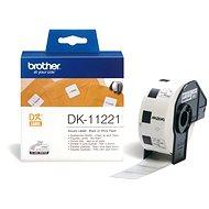Brother DK 11221 - Papírcímke