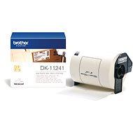 Brother DK 11241 - Papír címke