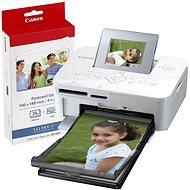 Canon Selphy CP1000 - Fehér - Hőszublimációs nyomtató