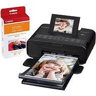Canon Selphy CP1200 fekete + Ajándék RP-54 papír - Hőszublimációs nyomtató