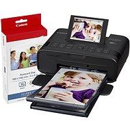 Canon SELPHY CP1300 fekete + KP-36 papír - Hőszublimációs nyomtató
