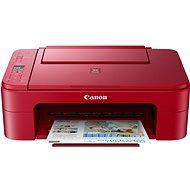 Canon PIXMA TS3352, piros - Tintasugaras nyomtató