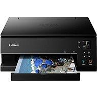Canon PIXMA TS6350, fekete - Tintasugaras nyomtató