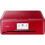 Canon PIXMA TS8152 piros - Tintasugaras nyomtató