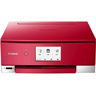 Canon PIXMA TS8252 piros - Tintasugaras nyomtató