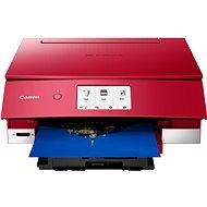 Canon PIXMA TS8352, piros - Tintasugaras nyomtató