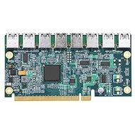 ANPIX adapter PCIe x16-tól 8x-ig USB (PCIe felszálló) - Átalakító