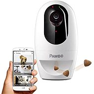 Pawbo intelligens adagoló és kamera - Eledel adagoló
