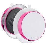 XD Port, rózsaszín - Napelemes töltő