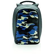 """XD Design Bobby Anti-theft Backpack 14"""" kék terepszínű - Laptop hátizsák"""
