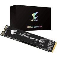 GIGABYTE AORUS Gen 4 SSD 2TB - SSD meghajtó