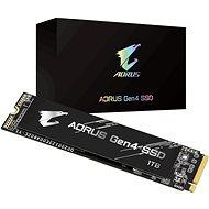 GIGABYTE AORUS Gen 4 SSD 1TB - SSD meghajtó