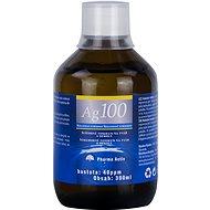 PHARMA ACTIV ezüst kolloid Ag100 40 ppm - Ezüstkolloid