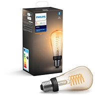 Philips Hue White Filament 5,5W E27 ST64 - LED izzó
