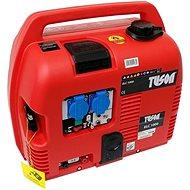 TUSON Benzines áramfejlesztő 750W OHV - Aggregátor