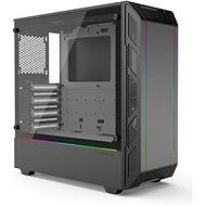 Phanteks Eclipse 350x Tempered fekete-fehér - Számítógép ház