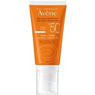 AVENE Cream SPF 50+ parfüm nélkül, érzékeny bőrre 50 ml - Napozókrém