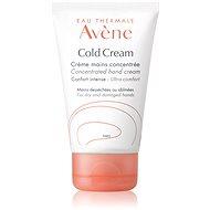 AVENE Cold Cream Koncentrált kézkrém száraz bőrre, téli 50 ml