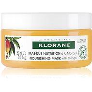 KLORANE Mango Butter Nourishing Mask 150 ml - Hajpakolás